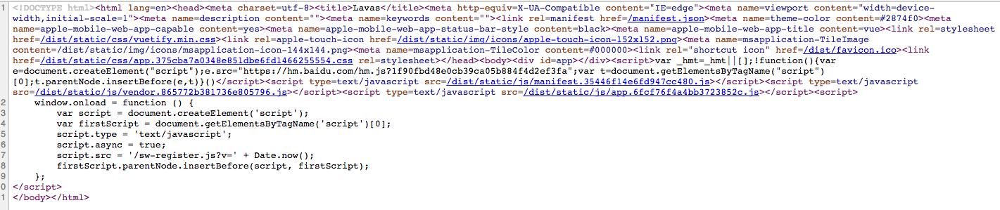 js与展现内容示例源代码