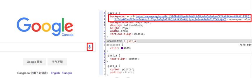 google base64编码示例
